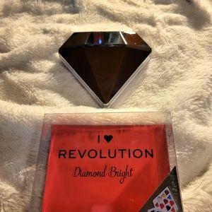 I ❤ Revolution Diamond Bright Palette